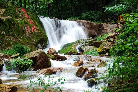 通化市候选景区:五女峰国家森林公园(组图)