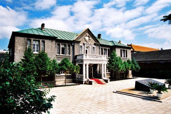 长春市候选景区:伪满皇宫博物院(组图)