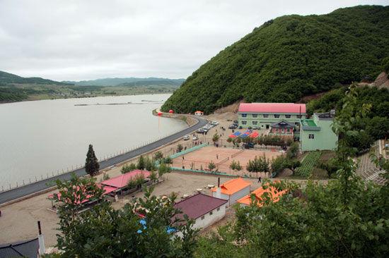 延吉市候选景区:延边海兰湖风景区(组图)