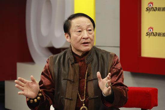 """中国艺术家书画院院长张济海谈书法之道""""德识技"""""""