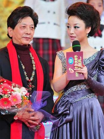 2011年度中国十大孝子(组图)
