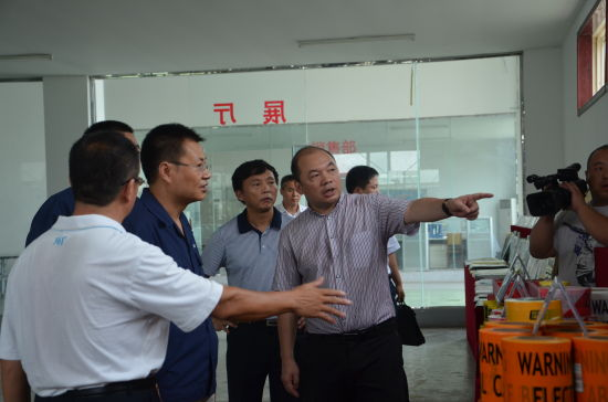 杨建国:招商引资是个技术活