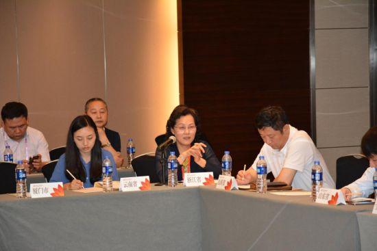 第五届中国―亚欧博览会国内招商招展工作座谈会在广州召开