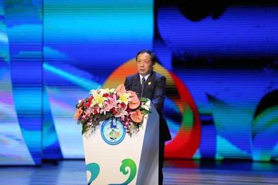 丝绸之路国际旅游节开幕