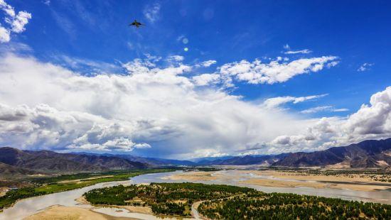 拉萨、林芝、山南10日游(藏中旅游东环线精品线路)