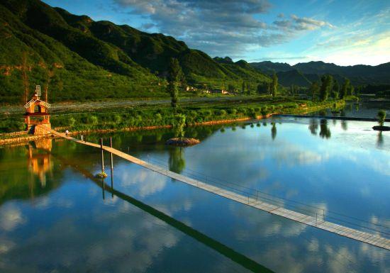 线路五:宝山镇-长哨营满族乡-汤河口镇