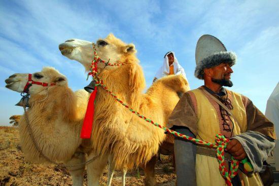 新疆巴楚红海景区:非物质文化进景区