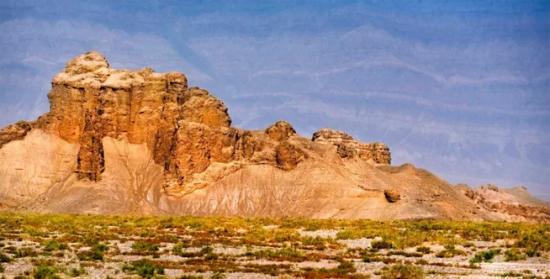 """喀什奇观:""""勒亚依里塔格""""中国的黄石国家公园"""