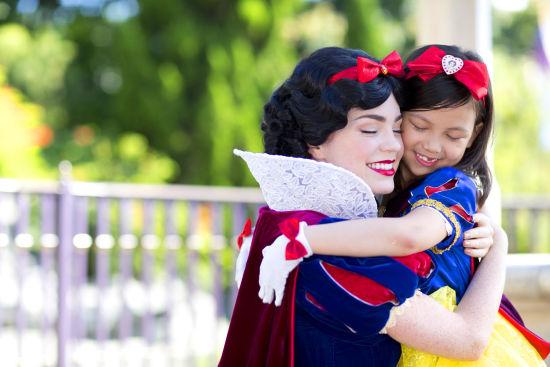 香港迪士尼乐园首推奇妙家之旅