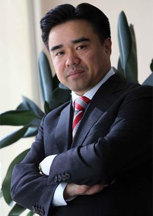 朱正东:正保远程教育董事长_会议讲座