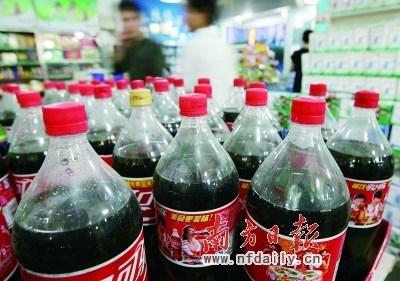 饮料旺季来临两可乐瘦身涨价被指趁火打劫