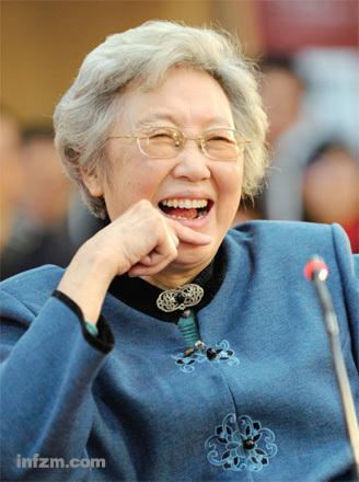 中国社会科学院美国研究所研究员、美国所前所长资中筠。 (张向阳/CFP/图)