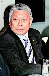 台湾旺旺集团董事长蔡衍明。