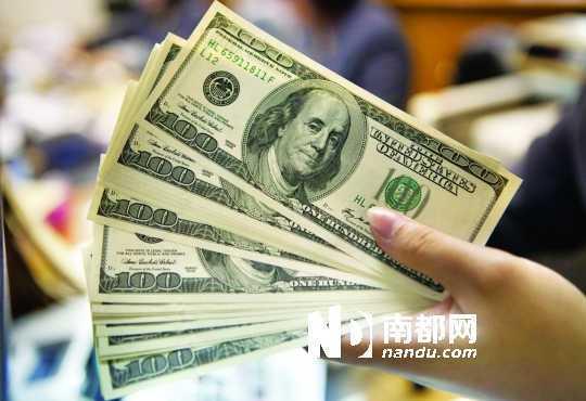 新版100元美钞_新版百元美钞10月发行 采用多种新防伪技术(图)