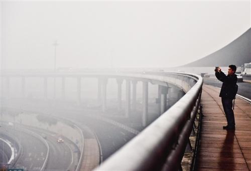 雾霾再袭京津冀