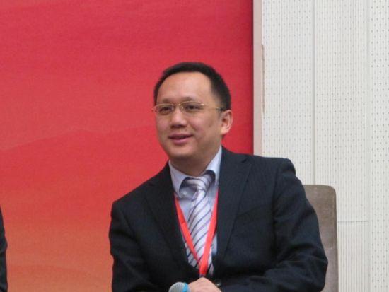 国美库巴科技副总裁黄向平