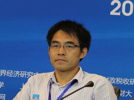 社科院世经政所国际贸易研究室主任宋弘
