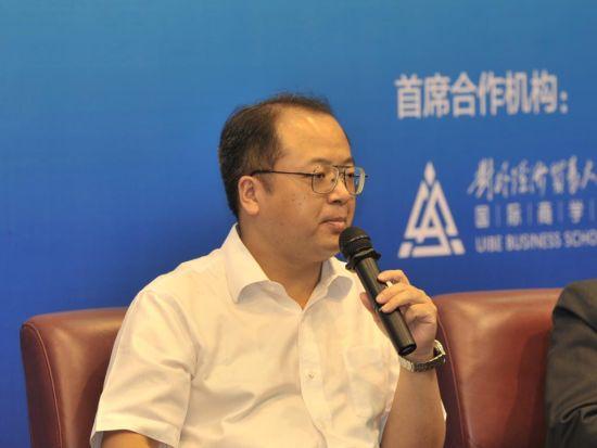 袁沁��:中国债务资本市场潜力巨大
