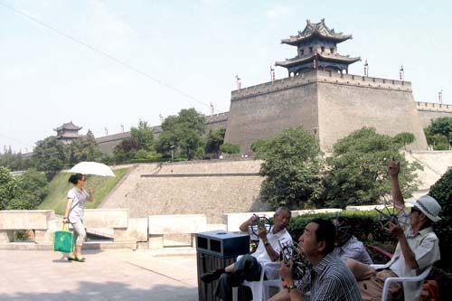 西安欲投120亿豪华装修古城墙:专家称此举愚蠢