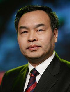 经济学博士唐良智当选武汉市市长(图)
