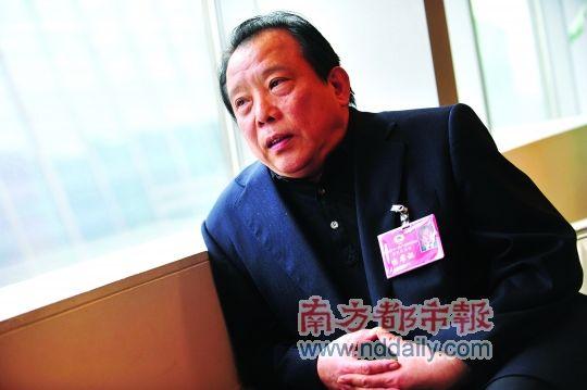 """郭锡龄向广州政协递辞呈 """"炮轰铁道部""""不后悔"""