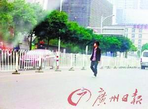 武汉市首次曝光不文明市民照片(图)