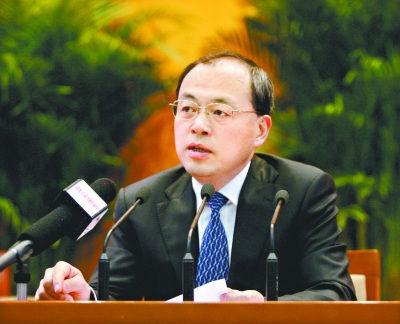 武汉市委书记:不做老好人 已准备遍体鳞伤(图)