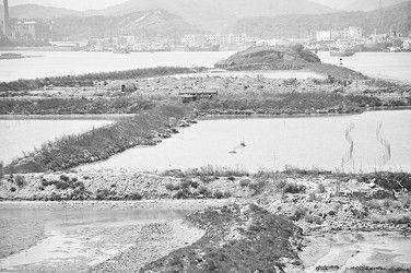 记者访浙江舟山2个无人岛 欲做岛主至少需5千万