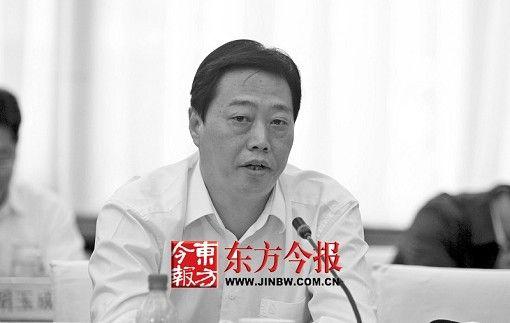 三门峡市委书记李文慧:打造区域中心城市(图)
