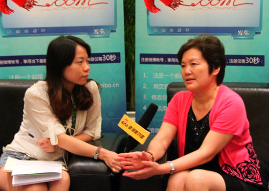 义乌市副书记陈秀仙:旅博会为商贸综改加速度
