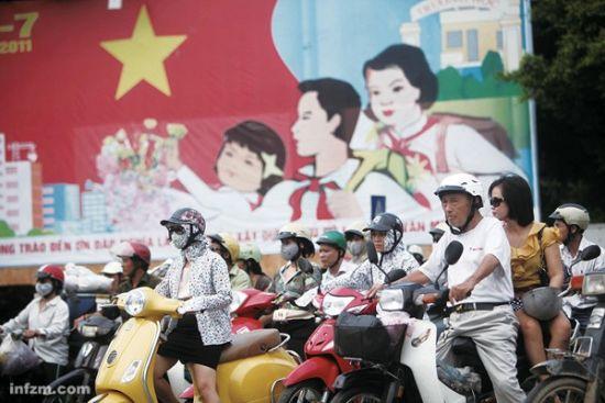 【看世界】越南:天堂太远 中国很近(组图)