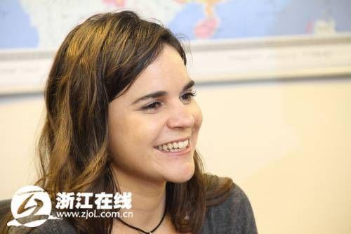 """杭州市长代表870万市民感谢""""西湖女侠""""玛利亚"""