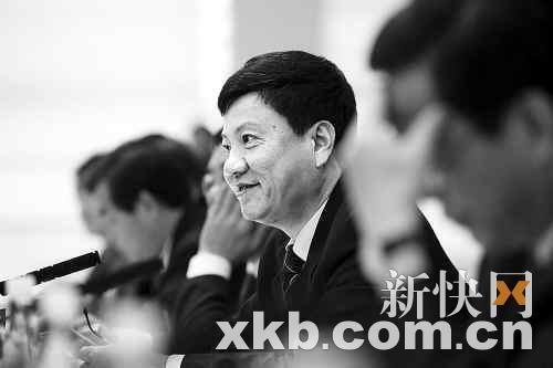 广州市代市长陈建华:干部要讲短话讲真话