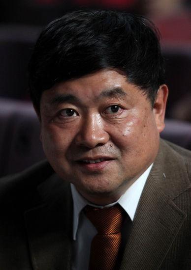 原故宫博物院院长离任 报道称其在会上落泪(图)