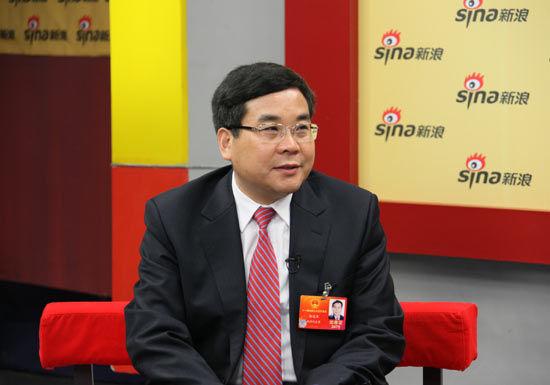 陕西商洛市长杨冠军:秦岭最美是商洛