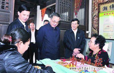 胡春华:建设汕潮揭城市群 打造粤东经济增长极