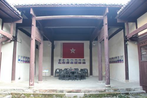 江西修水:赣西北小城 不止是第一面军旗升起的地方