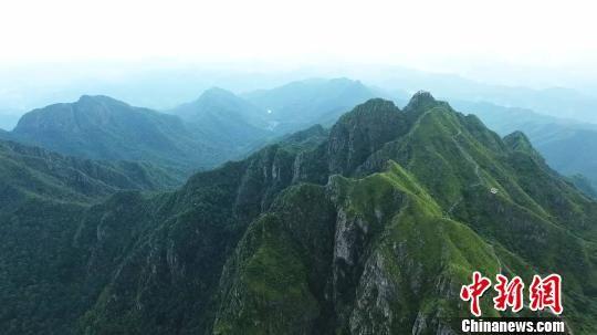 广东的国家级森林公园增加到26个