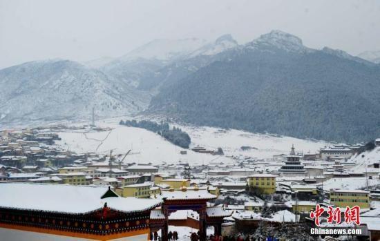 """甘南藏区实现""""全域无垃圾"""" 纯净美景引人点赞"""
