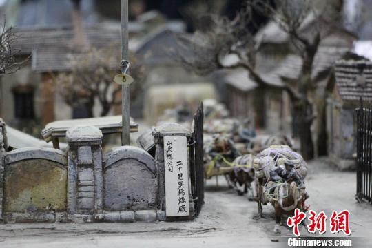 """山东旧产能""""腾笼换鸟""""工业建筑遗存变身文化产业园"""