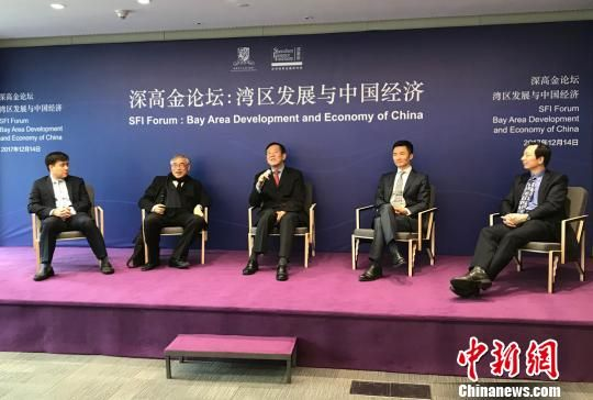 刘遵义:粤港澳大湾区的愿景是十年内GDP超越英国