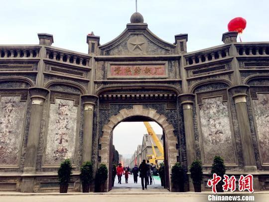 山西晋中修缮百年纺织厂 激活工业遗产活力