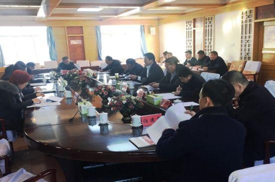 呼和浩特市安委会一行赴和林县考核安全生产工作
