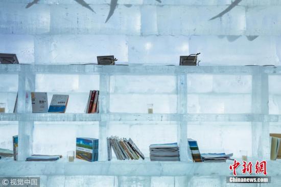 探访呼伦贝尔冰雪酒店 每年仅开放几个月