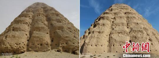 中国土遗址破保护难题 百余项重点文物工程享成果