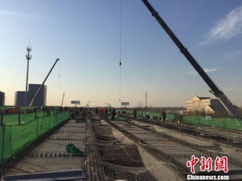京津冀交通协同:京秦高速京冀、冀津接线段今年通车
