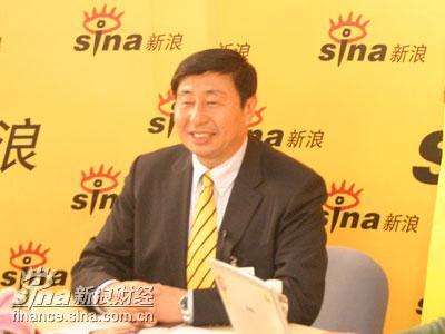 3月9日,全国人大代表,青岛港务局局长常德传做客新浪嘉宾聊天室,就