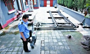 京张铁路青龙桥站父子守望60年