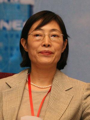 图为中国人民银行副行长胡晓炼。(来源:新浪财经 陈鑫摄)