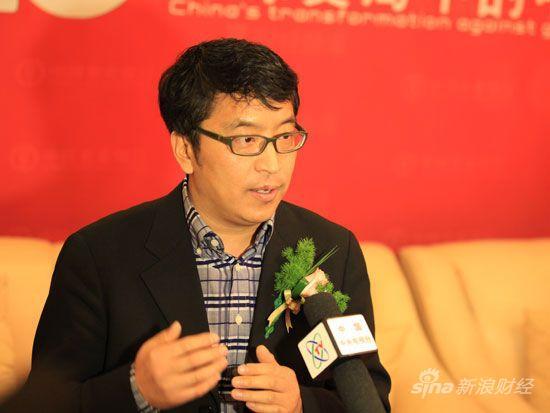 北京科兴生物制品有限公司总经理尹卫东